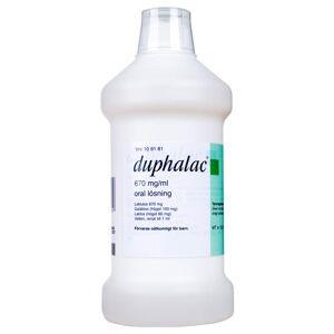 Duphalac oral lösning 670 mg/ml, 1000 ml