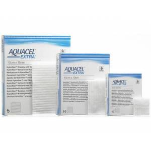 Aquacel Extra 5x5cm 10/FP