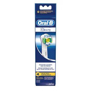Oral-B 3D White Advanced Cleaning & Whitening 4 st Tandborste
