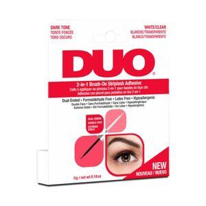 Ardell DUO 2-in-1 Brush On Franslim Dark/Clear