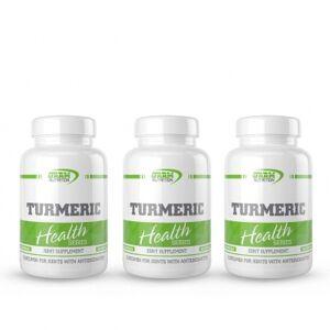 GAAM Nutrition Health Series Turmeric, 180 caps