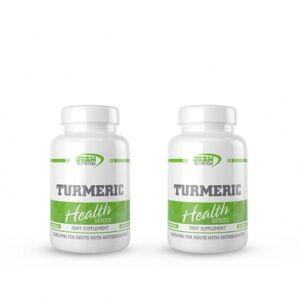 GAAM Nutrition Health Series Turmeric, 120 caps