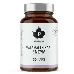 Pureness Matsmältningsenzym, 30 caps