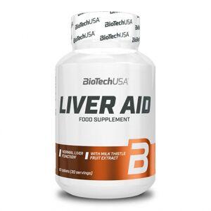 BioTechUSA Liver Aid, 60 caps