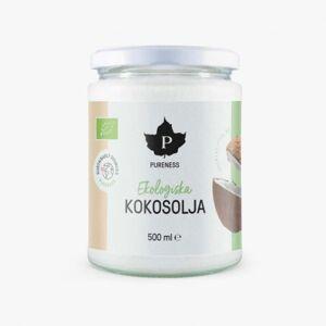 Pureness Ekologisk Kokosolja, 500 ml