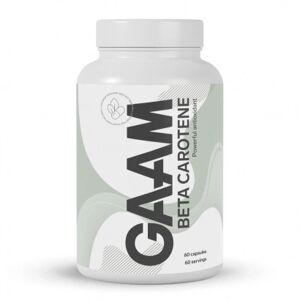 GAAM Nutrition Health Series Betakaroten, 60 caps
