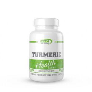 GAAM Nutrition Health Series Turmeric, 60 caps