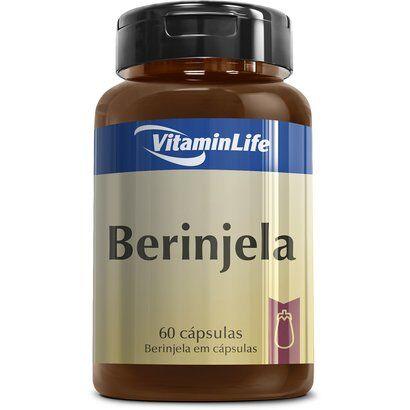Berinjela 60 Cáps - Vitaminlife - Unissex