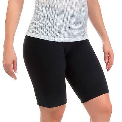 Bermuda Ciclista Cajafit Basic - Feminino