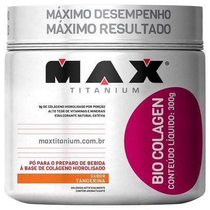 Bio Colagen 300 g - Max Titanium - Unissex