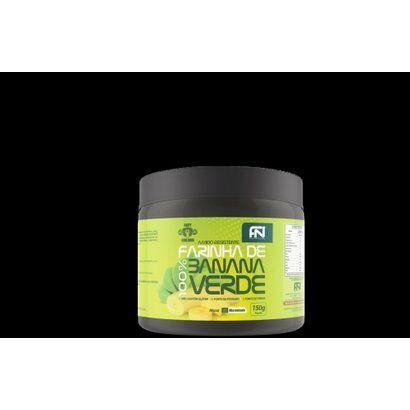 Farinha De Banana Verde Pote De 150Gr Force Nutrition - Unissex