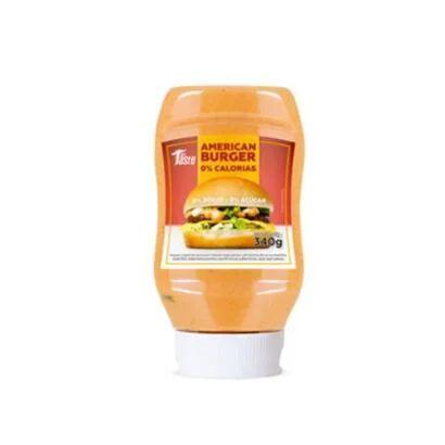 Molho American Burger sem sdio - Mrs Taste - Unissex