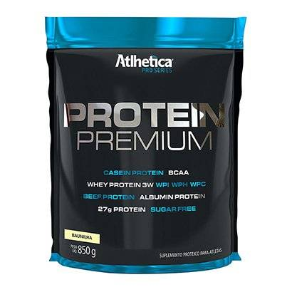Protein Premium Pro Series SC 850g - Atlhetica Nutrition - Unissex