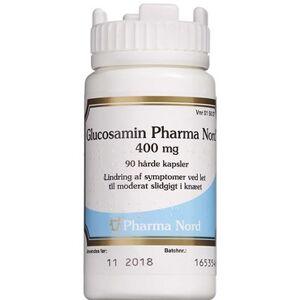 "Pharma Nord Glucosamin ""Pharma Nord"" 400 mg 90 stk Kapsler, hrde"