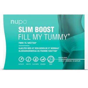 Nupo Slim Boost Fill My Tummy Kosttilskud 30 kapsler
