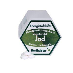 Jod 225 mcg 180 tabletter Mineraler