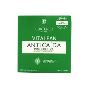 Rene Furterer Vitalfan Antichute Progresive Anti-Hairloss Supplement - 30 Capsules