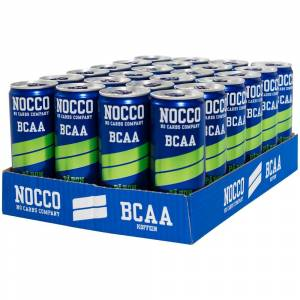 NOCCO 24 X Nocco Bcaa, 330 Ml, Päärynä