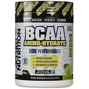 Applied Nutrition Bcaa Amino Hydrate 450 g Green Apple