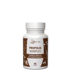 Alpha Plus Propolis komplex, 90 kapsler
