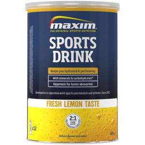 Maxim Sports Drikk 480g