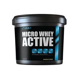 SELF Omninutrition Micro Whey Active 4 kg Banan