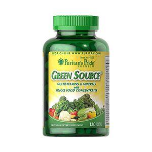vitanatural green source - grön källa -120 tabletter