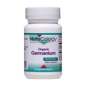 vitanatural germanium organic - organiskt germanium 150 mg 50 kapslar