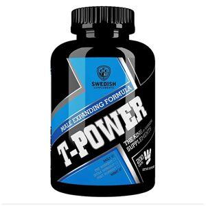 Swedish Supplements T-Power 200caps