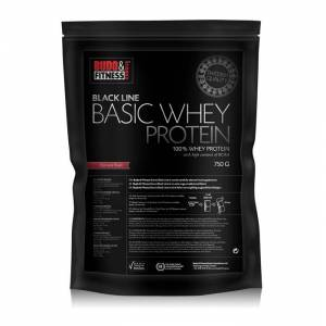 Budo & Fitness Black Line Basic Whey