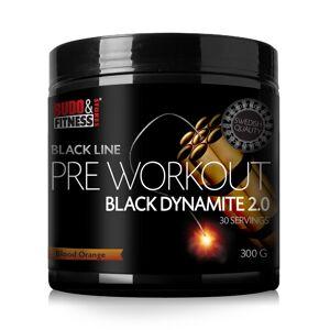 Budo & Fitness Black Line Black Dynamite 2.0