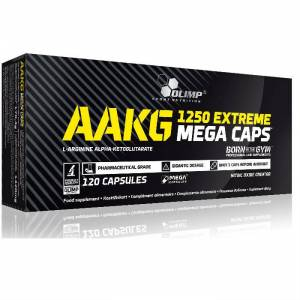 Olimp Nutrition Olimp AAKG Extreme Mega Caps 120cap