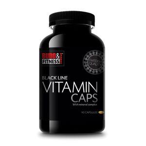Budo & Fitness Black Line Multivitamin One a day formula 90 caps
