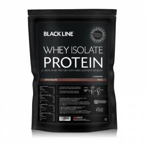 Budo & Fitness Black Line Whey Isolate 750g