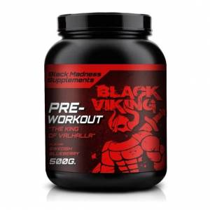Black Madness Black Viking PWO