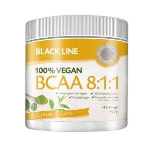 Budo & Fitness Black Line 100% Vegan BCAA Lemon/Lime 300 g