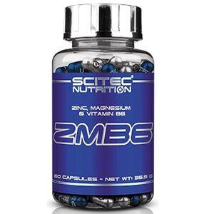 Scitec Nutrition Scitec ZMB6 Zink Magnesium Vitamin B6 60 Kapslar