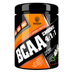 Swedish Supplements BCAA 4:1:1 400g