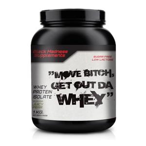 Black Madness Move Bitch 100% Whey