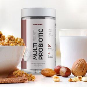 protein.se Multi-Probiotika, 1.5 Miljarder Bakterier, 60 Kapslar