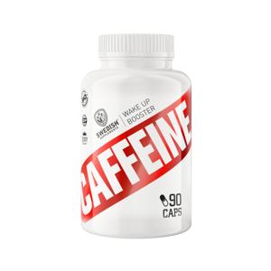 Swedish Supplements Caffeine 200 mg 90 kapslar