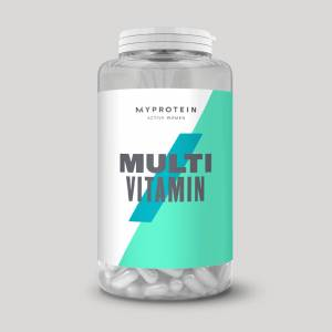 Myprotein Multivitamin - 120tabletter - Unflavoured