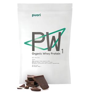 Puori PW1 Eko Wheyprotein, choklad 900 gram