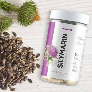 Protein.se MARIATISTEL, MILK THISTLE,(SILYMARIN) 90 TABLETTER