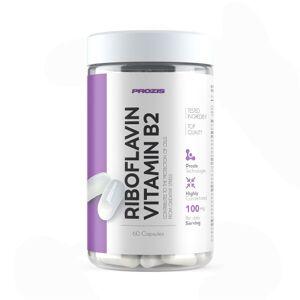 Protein.se VITAMIN B2 (RIBOFLAVIN) 60 KAPSLAR
