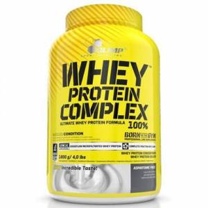 Olimp Sport Nutrition Olimp Whey Protein Complex 100%, 1,8 kg