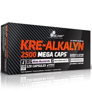 Olimp Sport Nutrition Olimp Kre-Alkalyn Mega, 120 caps