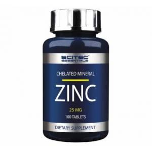 Scitec Nutrition SE Zinc, 100 tabs