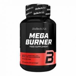 BioTechUSA Mega Fat Burner, 90 caps