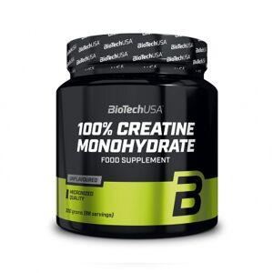 BioTechUSA 100% Creatine Monohydrate, 300 g